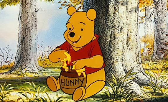 Makanan Favorit Tokoh Kartun - Winnie the Pooh