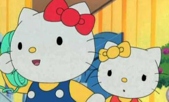 Makanan Favorit Tokoh Kartun - Hello Kitty