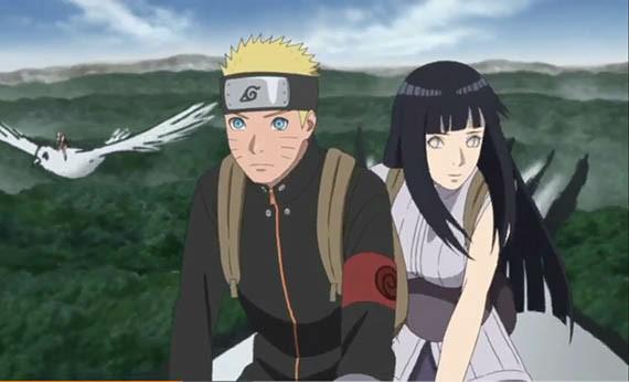Naruto & Hinata - Pasangan Romantis di Anime Terpopuler