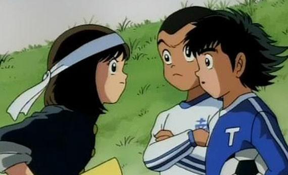 Tsubasa & Sanae - Pasangan Romantis di Anime Terpopuler
