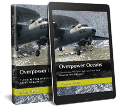 Overpower Oceans Book Cover image