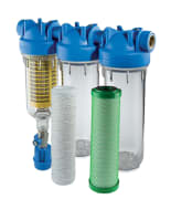 Multi Stage Water Filter, CTO