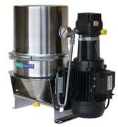 GreenOil Filter w/pump 200 l/h