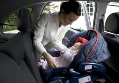 Можно ли перевозить грудных детей в автобусе