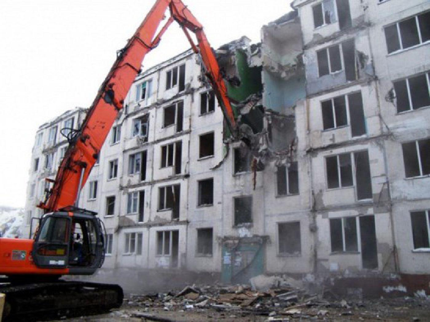 Списки домов под снос в москве 2021 адреса