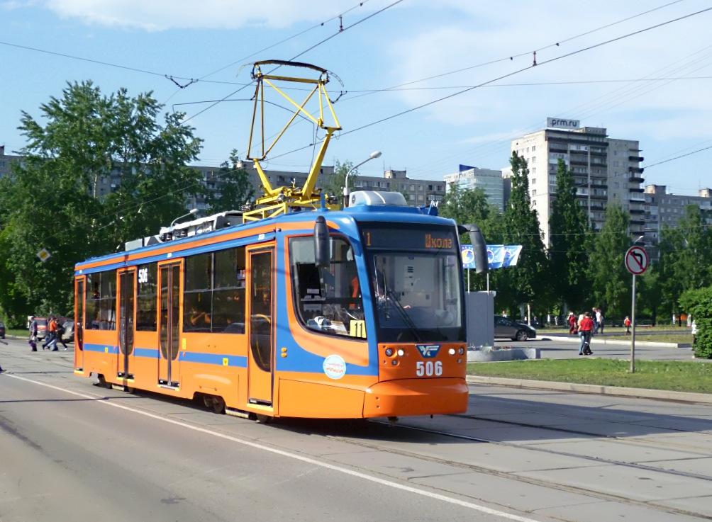 Езда за езду по выделенным трамвайным путям коап