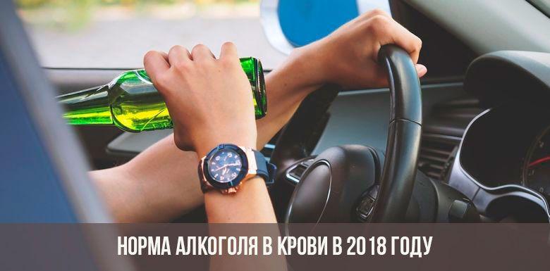 Допустимая норма алкоголя за рулем в 2021 странах снг