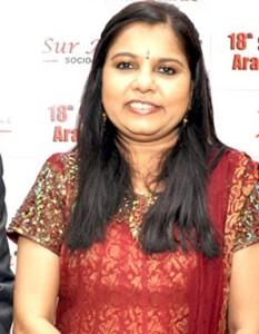 Image of Sadhana Sargam