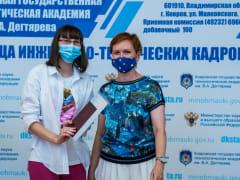 Выпускникам КГТА вручили дипломы