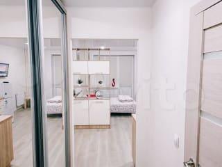Квартира-студия, 30м², 6/17эт.