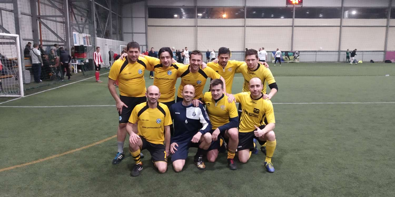 Благотворителен футболен турнир