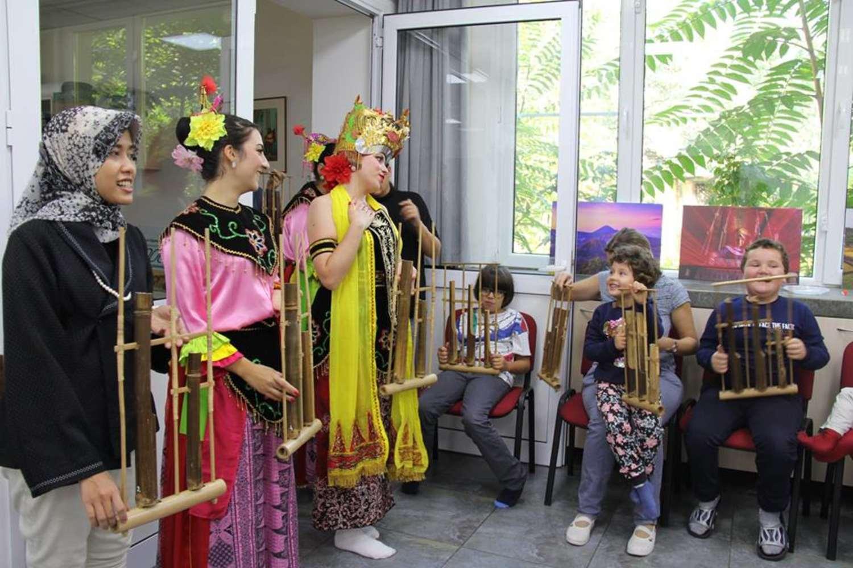 Ден на Индонезийската култура