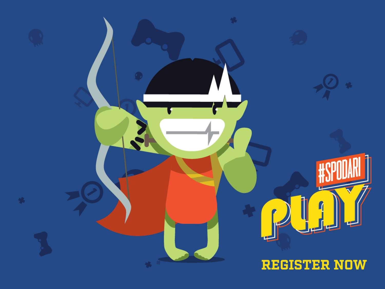 SpoDari PLAY Благотворителен гейминг турнир
