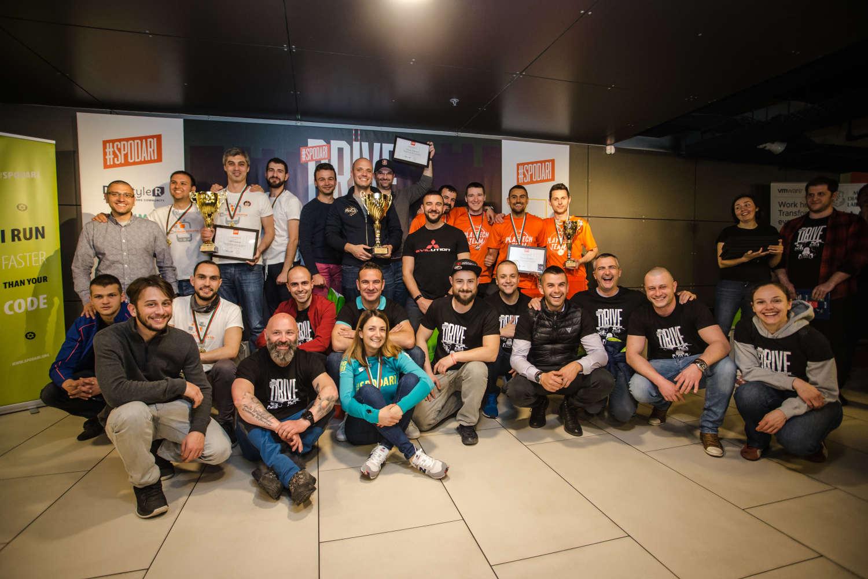 SpoDari DRIVE Благотворителен картинг шампионат