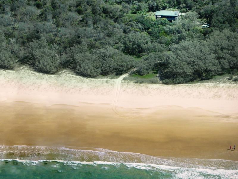 Fraser island Hideaway & The Beach Cottage . Fraser Island Hideaway