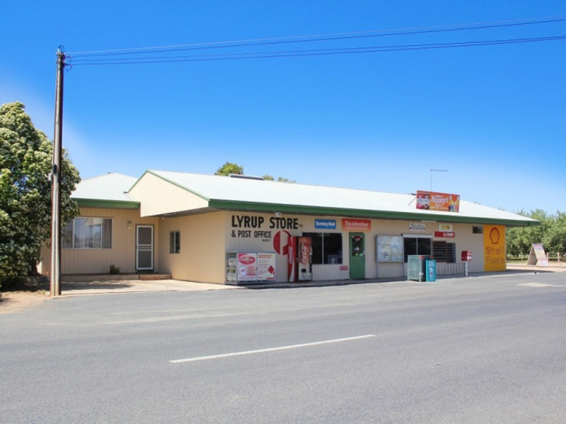 LYRUP GENERAL STORE.