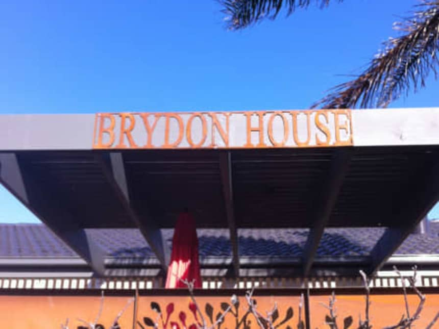Floor Plan for Brydon House Blairgowrie