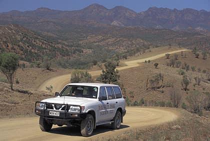 Flinder Ranges & Outback Region Image