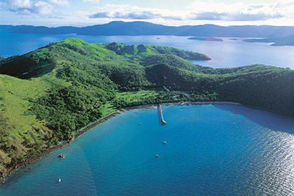 The Whitsundays Region Image