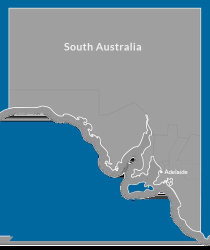 Kangaroo Island Region Map
