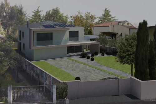 Progetto di ristrutturazione di una casa anni 39 60 for Ristrutturazione casa anni 70
