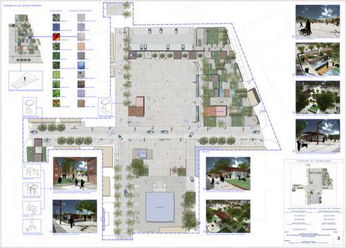Progetto Di Arredo Urbano.Progetto Per La Sistemazione Della Viabilita E Arredo Urbano