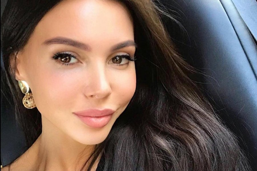 Оксана Самойлова без Джигана отметила праздник сына