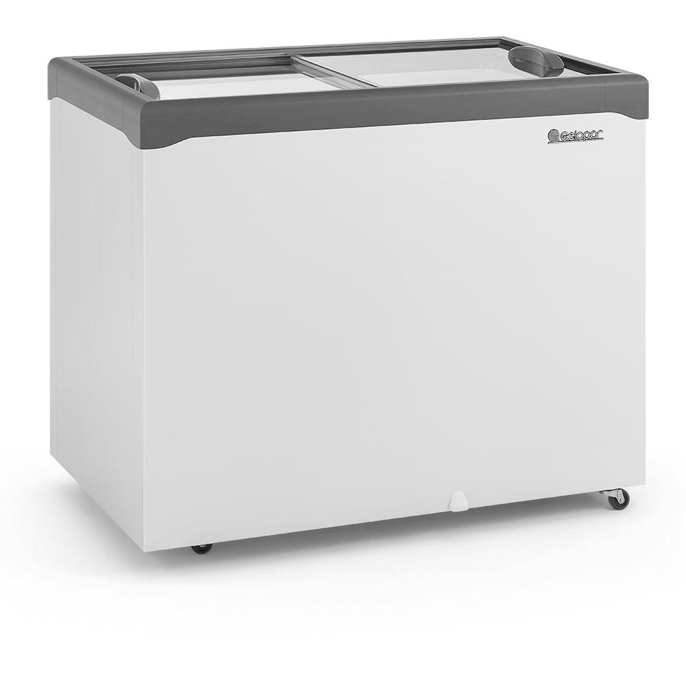 Freezer Conservador e Refrigerador GHDE-310HCZ Gelopar