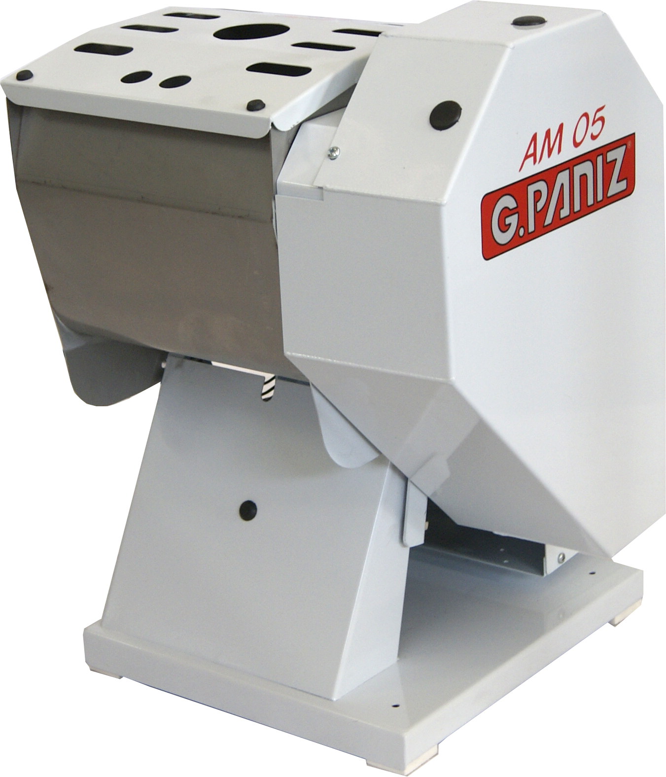 Amassadeira semi-rápida basculante 5kg 1/2cv bivolt AM05 G.Paniz