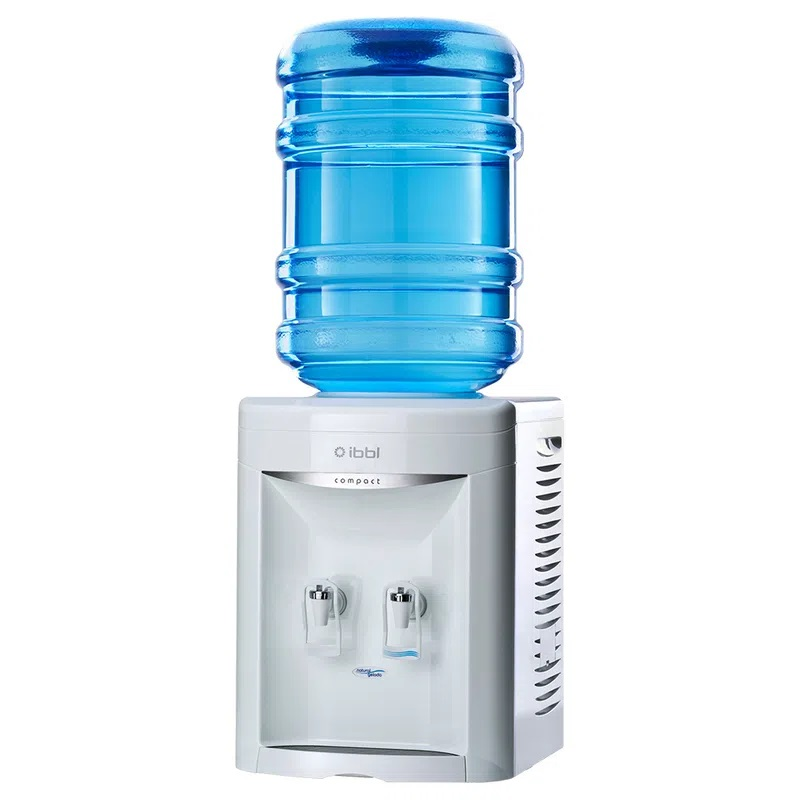 Bebedouro garrafão IBBL COMPACT Branco