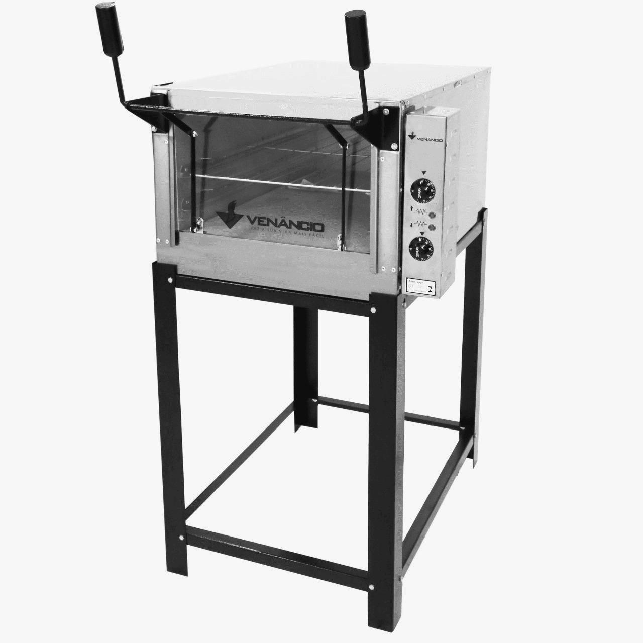 Forno Elétrico para pães, bolos e pizzas FERI80 220v Venâncio