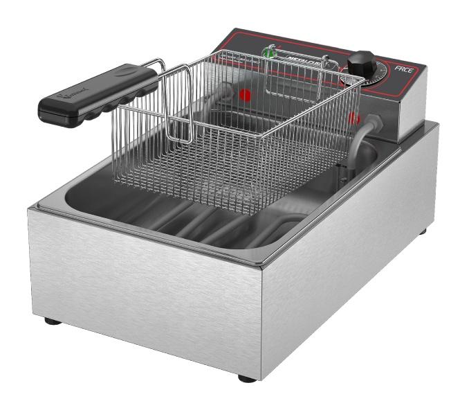 Fritadeira Elétrica  3 litros FRCE 3 Metalcubas