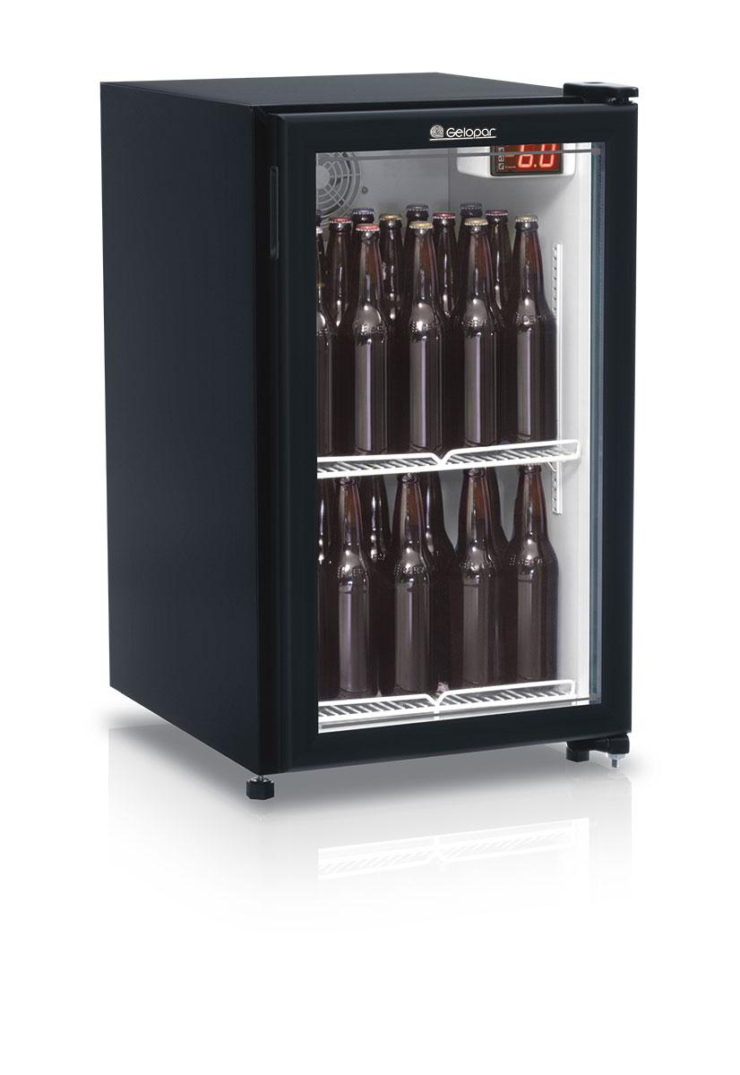 Cervejeira 112 Litros GRBA-120PV PR Gelopar