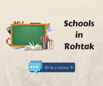 Schools in Rohtak
