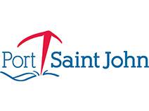 Port Saint John New Brunswick, Canada (Cruise Saint John)