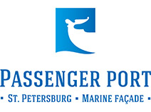 "Passenger Port of St. Petersburg ""Marine Facade"""