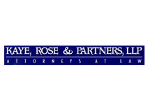 Kaye, Rose & Partners LLP