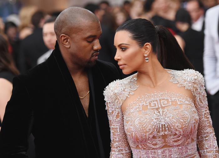Ким Кардашьян рассказала о планах развестись с Канье Уэстом