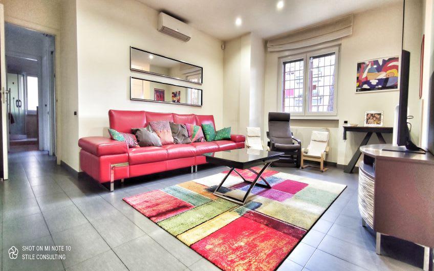 Ciampino - Appartamento ristrutturato primo piano