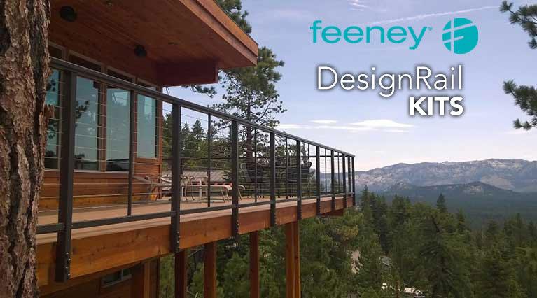 Feeney Design Rail Kits