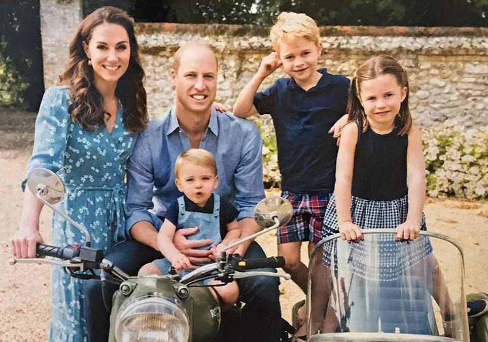 Королевские дети плюются едой? Принц Уильям рассказал о капризах Шарлотты и Джорджа