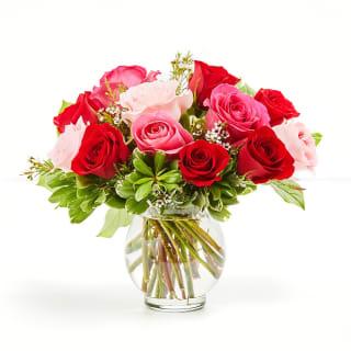 Classic Beauty Rose Bowl