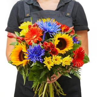 Florist's Choice Bouquet for Autumn