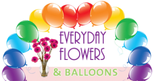 Everyday Flowers and Balloons