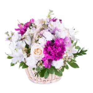 Wonderful Flower Basket
