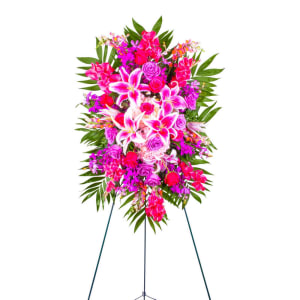 Sweet Remembrance Standing Spray