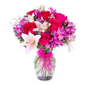 The Pink Flower Celebration