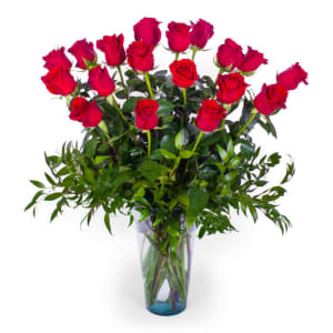 Timeless Red Bouquet