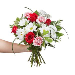 Hand Tied for Romance Florist Choice