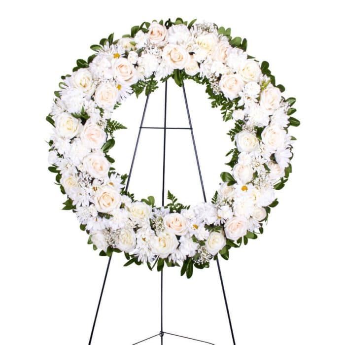 Peaceful Eternal Wreath